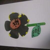 יצירה לילדים: פרח ריחני