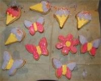 עוגיות מקושטות ברויאל אייסינג
