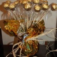 זר שוקולד