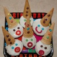 עוגות יום הולדת - עוגת ליצן אישית