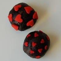 כדורי שוקולד