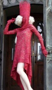תחפושת של ליידי גאגא