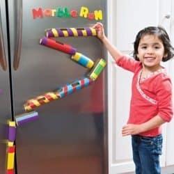 פעילות לילדים להכנת משחק גולות