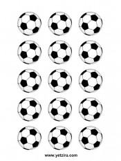 מדבקות כדורגל