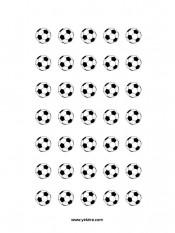 מדבקות של כדורגל