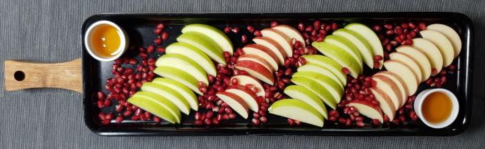 תפוחים ודבש